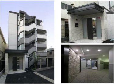 【投資向けマンション】アクサス二子多摩川 1階