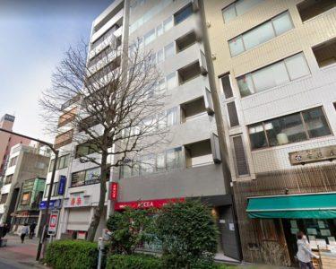 【貸事務所】エミタ銀座イーストビル6階・中央区築地2丁目・約20坪・34.94万円
